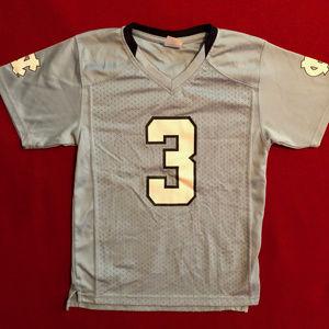 North Carolina Tarheels football jersey ACC